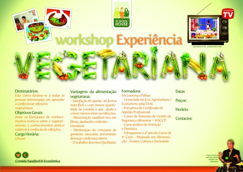 Design Cartaz Workshop