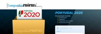 Landing Page Portugal 2020
